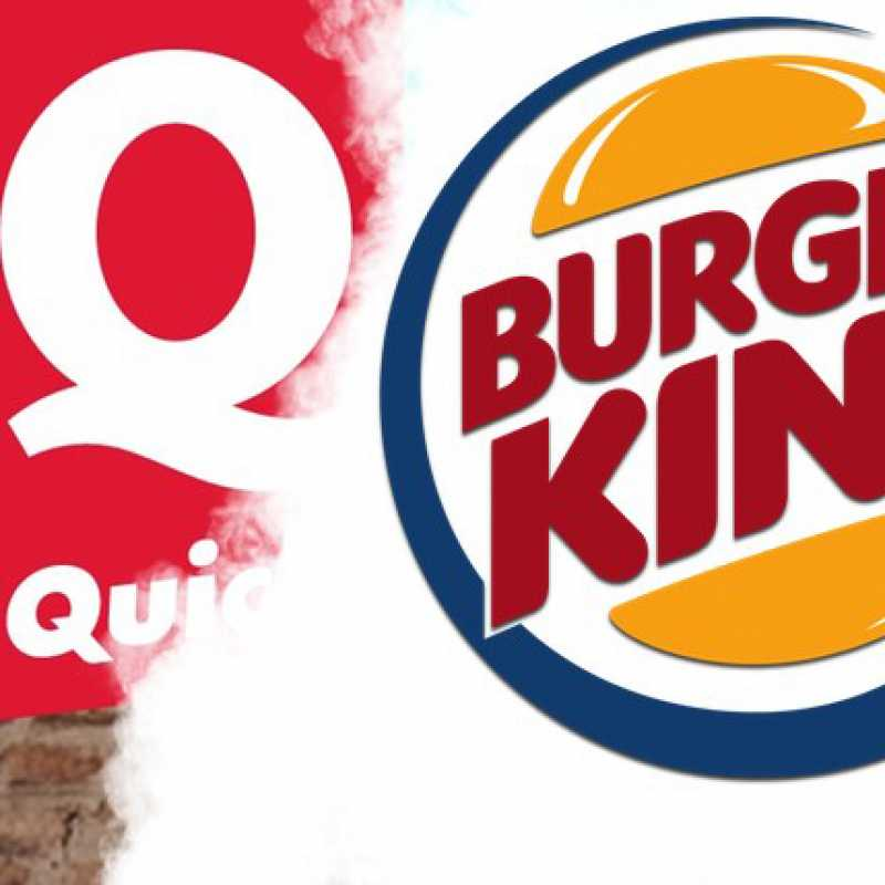 quick burger king