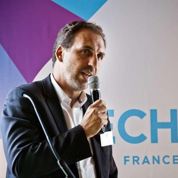 Bertrand Diard élu nouveau président de Tech In France