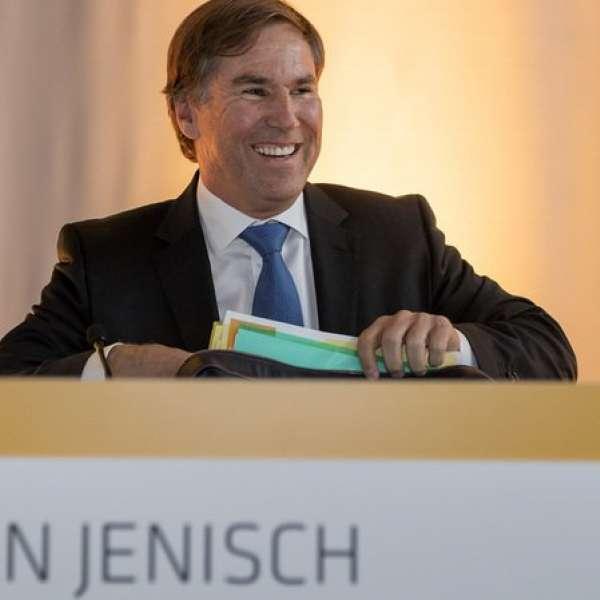 Jan Jenisch catapulté à la tête du groupe LafargeHolcim