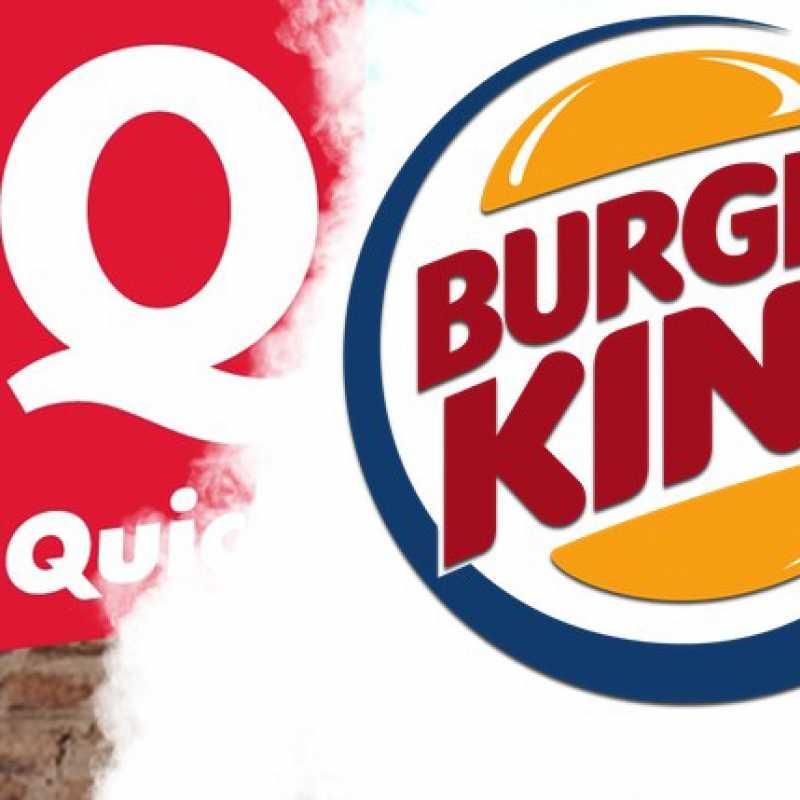 quick burger king