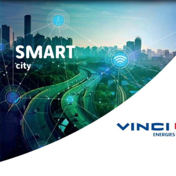 Vinci Energies vient de nommer Arnaud Grison en tant que PDG