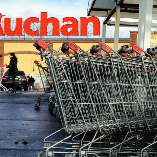 Auchan met en place sa stratégie pour une renaissance