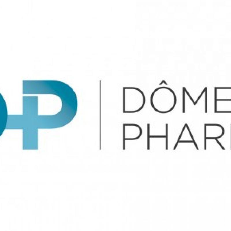 dome pharma logo